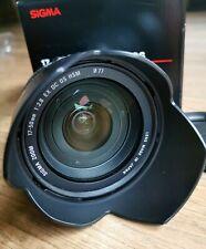 Sigma EX EX DC OS HSM 17-50mm f/2.8 OS HSM DC Lens Nikon.