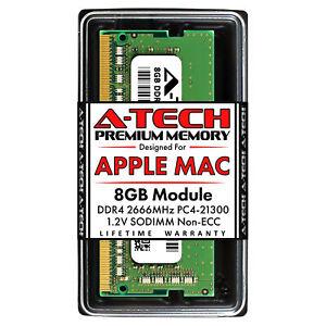 "8GB Stick for APPLE iMac MXWT2LL/A Late 2020 A2115 5K 27"" DDR4-2667 Memory RAM"