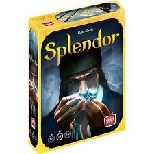 SPLENDOR BOARD GAME - BUILD AN EMPIRE FOR GLORY + PRESTIGE - NEW GIFT