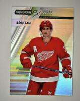 2020-21 UD Synergy FX #FX-30 Dylan Larkin /749 - Detroit Red Wings