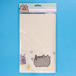 PUSHEEN PARTY PAPER TABLE CLOTH *FAST UK DISPATCH*