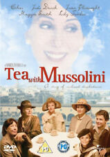 Tea With Mussolini DVD NEW dvd (8236265)
