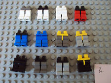 Lego Minifig ~ Mixed Lot Of 12 Legs/Pants People Parts #nmj9df5v