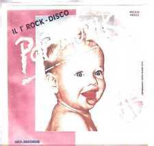 "POP MUZIK IL 1° DISCO ROCK VINILE 45 GIRI 7"" USED"