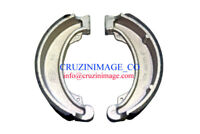 82-83 HONDA CM450A CM450C CM450E REAR BRAKE SHOES  SOK110