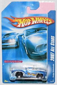 Hot Wheels 2007 Tout Stars Dodge Sidewinder Lightblue