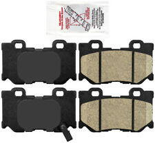 Disc Brake Pad Set-Sport Rear Autopartsource PRC1347