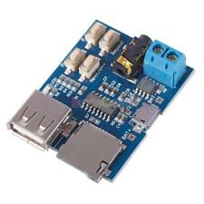 Trendy MP3 Player Audio Decoding Decoder Module Board With Micro USB Port DBUS