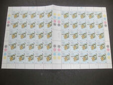Mint Never Hinged/MNH Solomon Islander Sheet Stamps