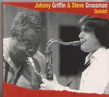 JOHNNY GRIFFIN & STEVE GROSSMAN QUITET   CD