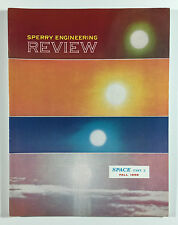 Sperry Engineering Review Space Part 2 Sperry Gyroscope Company NY Fall 1965