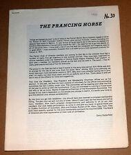 Prancing Horse Magazine #30  Ferrari Club of America
