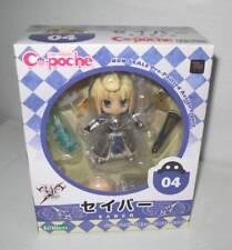 Cu-poche 04 Fate/stay night SABER Figure New
