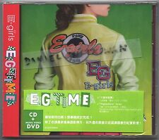 E-Girls: E.G. Time (2015) Japan / CD & DVD TAIWAN