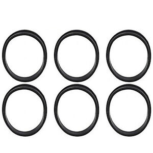64 1964 Chevy Impala Rear Tail Light Lamp to Body Seals Gaskets Pad Set of 6