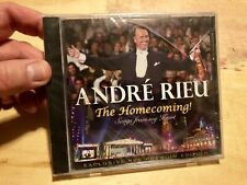 Andre Rieu- The Homecoming! Songs From My Heart, BN Sealed CD