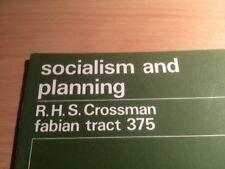 RHS Crossman: Socilaism & Planning 1967