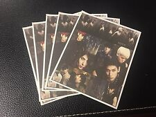 Kpop VIXX Hyde Fanmade Sticker Set (one sided)