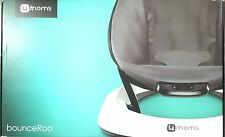 4Moms BounceRoo, Bouncer Seat, Silver Plush