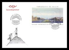 Iceland 2002 FDC, Stamp Day 2002, Lot # 2.