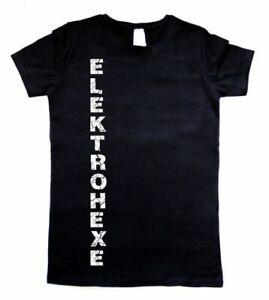 Elektrohexe Girly T-Shirt Gothic