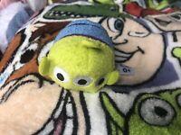 Disney Tsum Tsum Pixar Toy Story 3 Alien Mini Soft Toy Plush Beanie