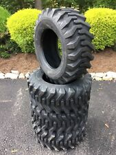 4 NEW 12-16.5 Skid Steer Tires - 12X16.5 - Camso - for Bobcat & others