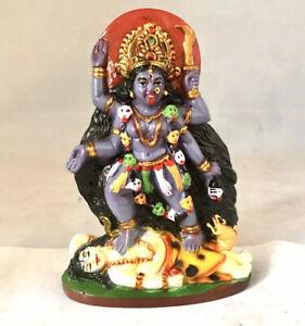 Kaali Statue Shiva Alter Meditation Durga Kali Maa Hindu Goddess