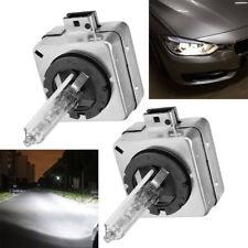 2Pcs New Premium FOR BMW Xenon D1S BULBS HID HEADLIGHT LIGHT LAMP pn 63217217509