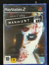 Manhunt 1 Survival horror de rock Stargames para la Sony PS2 usado completo