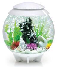 biOrb Halo 30l Aquarium in White With MCR LED Lighting