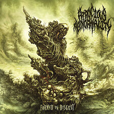 """ATROCIOUS ABNORMALITY """"Formed in Disgust"""" death metal CD"""