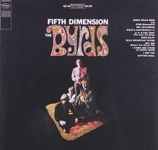 THE BYRDS Fifth Dimension CD ss usa 60s psych rock Stereo Bonus oop rare L@@K