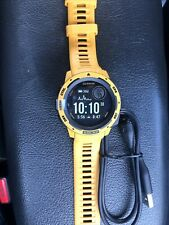 garmin instinct solar watch