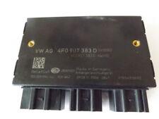 AUDI A6 TRAILER TOWBAR CONTROL UNIT 4F0907383D