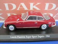 Die cast 1/43 Modellino Auto Lancia Flaminia Super Sport Zagato 1964