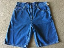 Tommy Jeans Denim Shorts 36 NWT Hilfiger NEW! Baggy Deadstock Retro Vintage