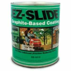 EZ-Slide Graphite Coating Oil-Based Quart Compatible with Universal Drill Parts