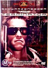 THE TERMINATOR R4 Arnold Schwarzenegger DVD