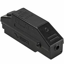 NcSTAR VISM VALRKMQR Black Quick Release Compact Red Laser for Pistol Rifle Rail