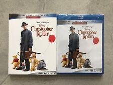 Christopher Robin (Blu-ray + DVD + Digital, Bilingual)