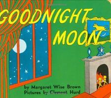 Goodnight Moon Board book by Margaret Wise Brown & Clement Hurd (Board book)