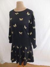Rare robe vintage des années 80 Sonia Rykiel Noir Taille 42