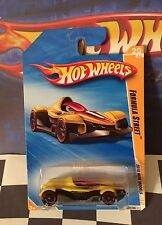 Hot Wheels 2010 New Models 20/44 020 Formula Street Yellow o5_black red rims