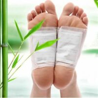 20pc Detox Foot Patches Herbal Plasters Weight Lose Feet Slimming Cleansing Foot