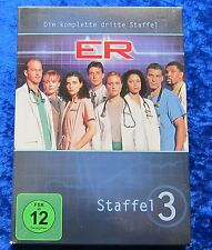 Er Die komplette dritte Staffel, Emergency Room, DVD Box Season 3