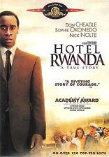 Hotel Rwanda - Joaquin Phoenix Nick Nolte - Dvd Ws - Free Shipping Usa