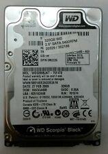 WD Scorpio Black WD3200BJKT-75F4T0 320GB SATA 5400 RPM, DCM:HACVJABB F/W:T0