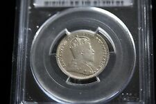 **1905** PCGS Graded Canadian Silver 25 Cent, **AU-55**