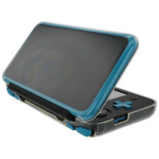 Case for 2DS XL Nintendo skin cover protective silicone flexi gel ZedLabz Clear